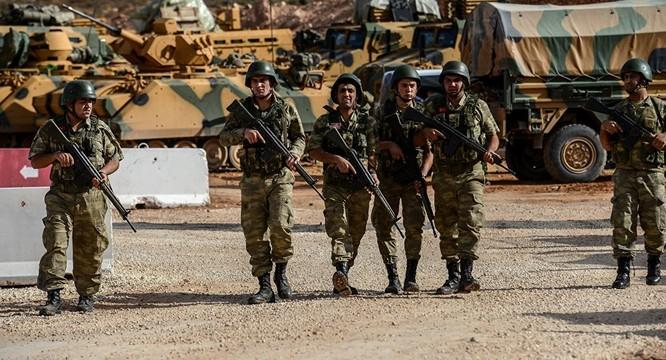 Những bất ngờ trong sự kiện Thổ Nhĩ Kỳ đưa quân vào Syria: 800 tù nhân IS trốn trại, chính phủ Syria và người Kurd bắt tay nhau chống xâm lược ảnh 3