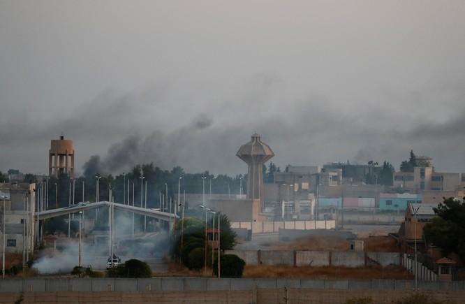 Những bất ngờ trong sự kiện Thổ Nhĩ Kỳ đưa quân vào Syria: 800 tù nhân IS trốn trại, chính phủ Syria và người Kurd bắt tay nhau chống xâm lược ảnh 1