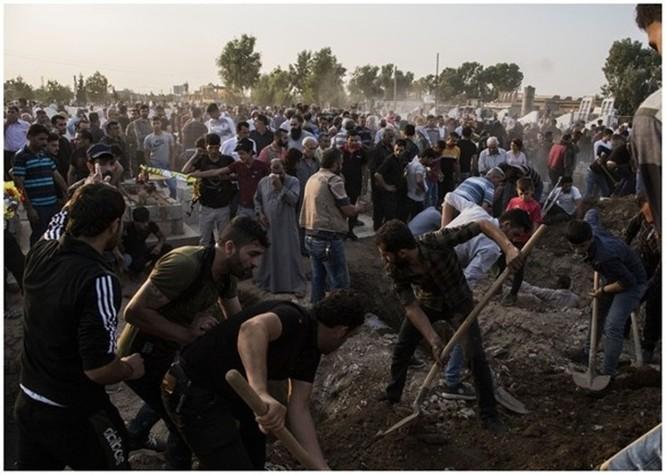 """""""Tái ông thất mã..."""" – Cuộc xâm lăng của Thổ Nhĩ Kỳ liệu có trở thành cơ hội thống nhất Syria? ảnh 5"""