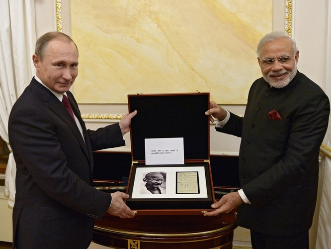 Chuyện lý thú về những món quà tặng của các chính khách trên thế giới ảnh 13