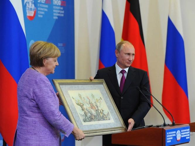 Chuyện lý thú về những món quà tặng của các chính khách trên thế giới ảnh 6