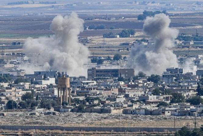 """Tình hình Syria: Nga đưa quân vào nơi Mỹ rút đi, Nhà Trắng vội vã tìm cách """"chữa cháy"""" ảnh 2"""