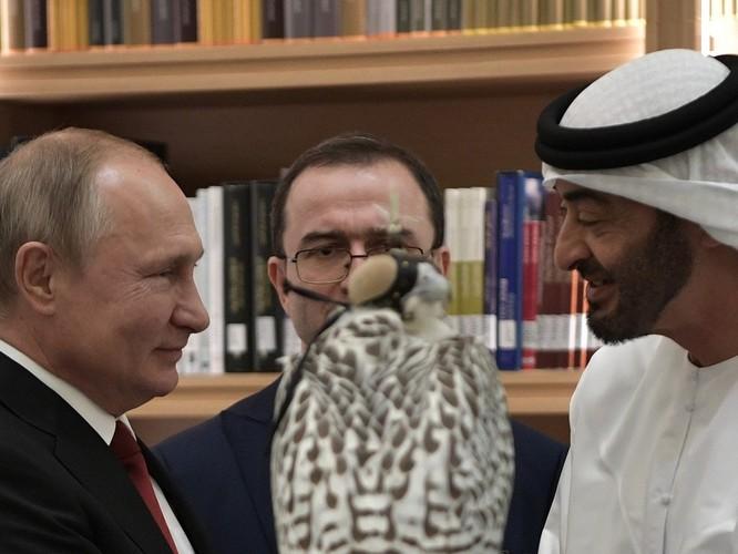 Cục diện Trung Đông đang thay đổi, các đồng minh Mỹ nối nhau ngả sang phía Nga ảnh 1