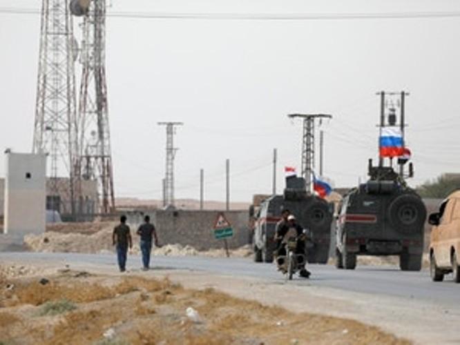"""Tình hình Syria: Nga đưa quân vào nơi Mỹ rút đi, Nhà Trắng vội vã tìm cách """"chữa cháy"""" ảnh 3"""