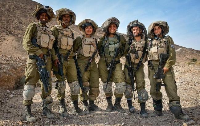 Mang súng khi diện bikini - Vén bức màn bí ẩn về lực lượng nữ binh Israel ảnh 9
