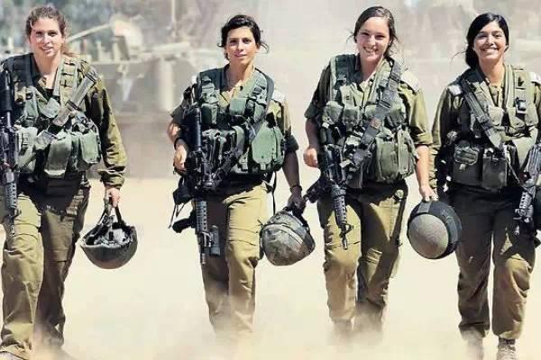 Mang súng khi diện bikini - Vén bức màn bí ẩn về lực lượng nữ binh Israel ảnh 10