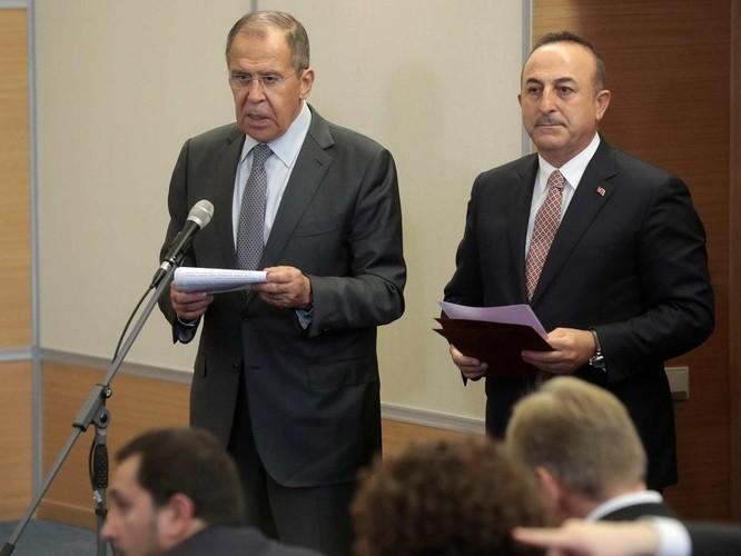 Nga và Thổ Nhĩ Kỳ ký thỏa thuận về Syria, Mỹ ngậm đắng nuốt cay ảnh 2