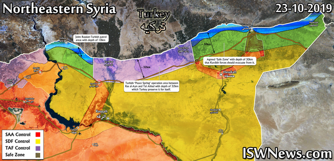 Nga và Thổ Nhĩ Kỳ ký thỏa thuận về Syria, Mỹ ngậm đắng nuốt cay ảnh 5