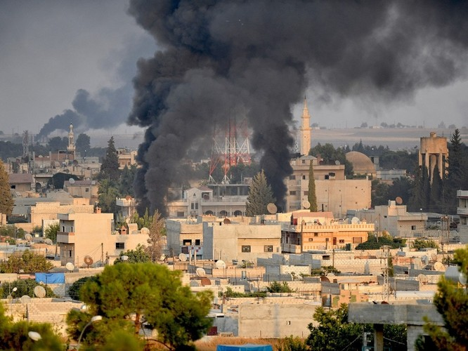 Ngừng bắn, rút quân và hòa bình ở Bắc Syria – công của ai, ai lợi, ai thiệt? ảnh 2
