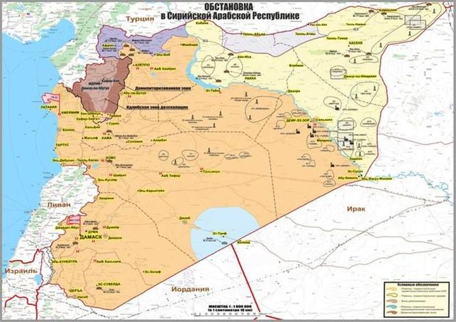"""Mỹ đưa quân vào Syria bảo vệ các mỏ dầu, Nga phê phán Mỹ lấy dầu của Syria là """"hành động ăn cướp quốc tế"""" ảnh 5"""