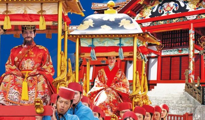 """Lâu đài Shuri – """"Quốc bảo Nhật Bản"""", di sản văn hóa thế giới bị lửa thiêu rụi ảnh 4"""