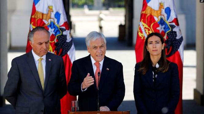 Chile tuyên bố hủy bỏ kế hoạch tổ chức Hội nghị cấp cao APEC, Trung Quốc và Mỹ vội vã tìm địa điểm tiến hành cuộc gặp Donald Trump - Tập Cận Bình ảnh 1