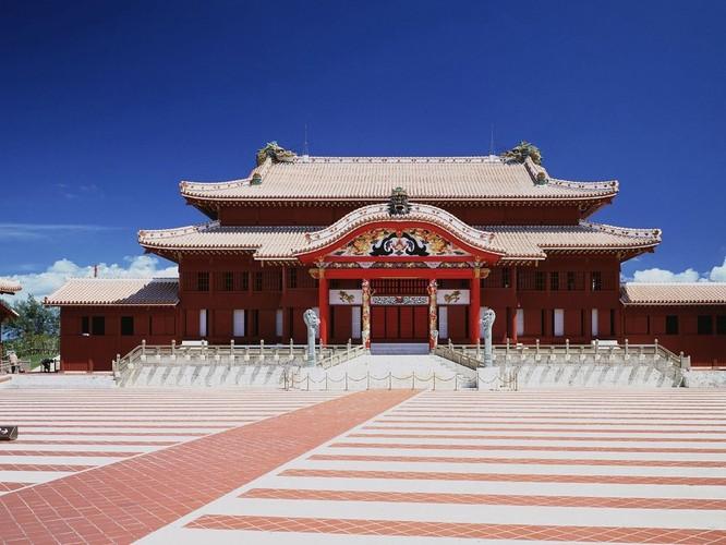 """Lâu đài Shuri – """"Quốc bảo Nhật Bản"""", di sản văn hóa thế giới bị lửa thiêu rụi ảnh 2"""