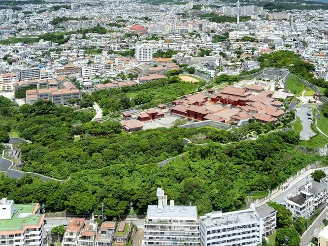 """Lâu đài Shuri – """"Quốc bảo Nhật Bản"""", di sản văn hóa thế giới bị lửa thiêu rụi ảnh 3"""