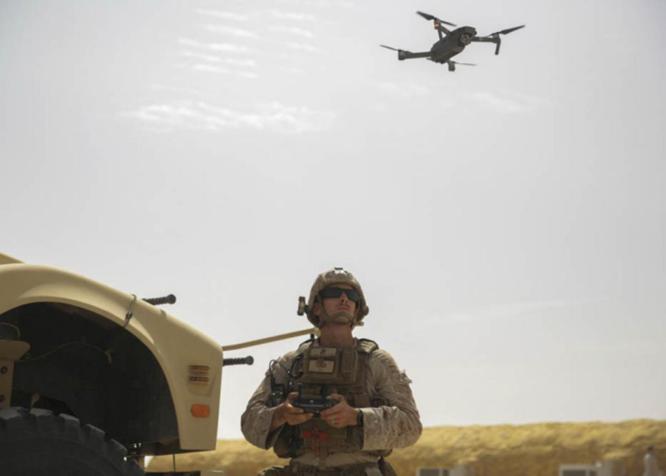 Sau Bộ Quốc phòng, đến lượt Bộ Nội vụ Mỹ cấm sử dụng máy bay không người lái Trung Quốc vì lo ngại bị lấy cắp dữ liệu gây nguy hại an ninh quốc gia ảnh 2