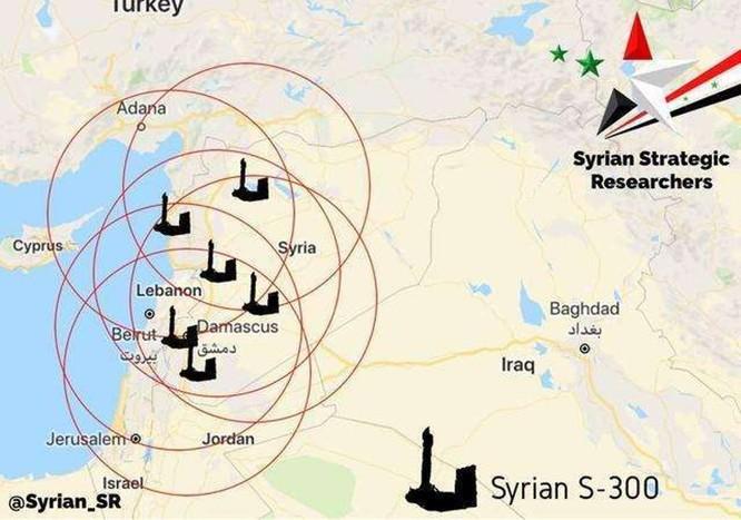Syria lần đầu tiên sử dụng tên lửa phòng không S-300 bắn hạ 3 máy bay không người lái Israel, Tel Aviv dọa trả thù, Moscow cảnh báo chớ đùa với lửa ảnh 1