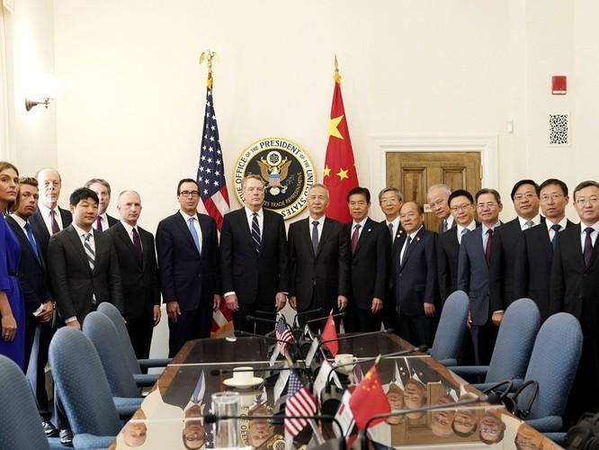 Hiệp định thương mại Mỹ - Trung giai đoạn một khó được ký kết dù hoãn tới tháng 12 ảnh 1