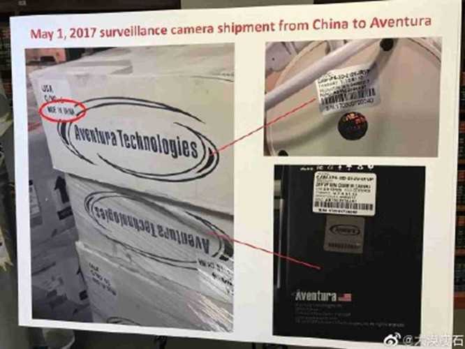 """Biến đồ """"Made in China"""" thành hàng Mỹ bán cho quân đội, một công ty Mỹ và 7 nhân viên bị khởi tố tội lừa đảo và rửa tiền ảnh 2"""