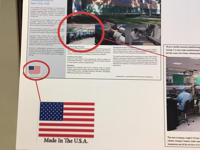 """Biến đồ """"Made in China"""" thành hàng Mỹ bán cho quân đội, một công ty Mỹ và 7 nhân viên bị khởi tố tội lừa đảo và rửa tiền ảnh 1"""