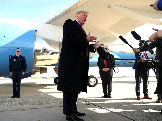 Ông Trump: Trung Quốc đang trải qua năm tồi tệ nhất trong 57 năm qua, chuỗi cung ứng của Trung Quốc đã bị vỡ như đập trứng! ảnh 1
