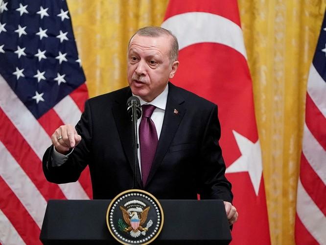 Chuyến thăm Mỹ của Tổng thống Thổ Nhĩ Kỳ Erdogan: hữu nghị trên miệng, thực chất bế tắc! ảnh 3