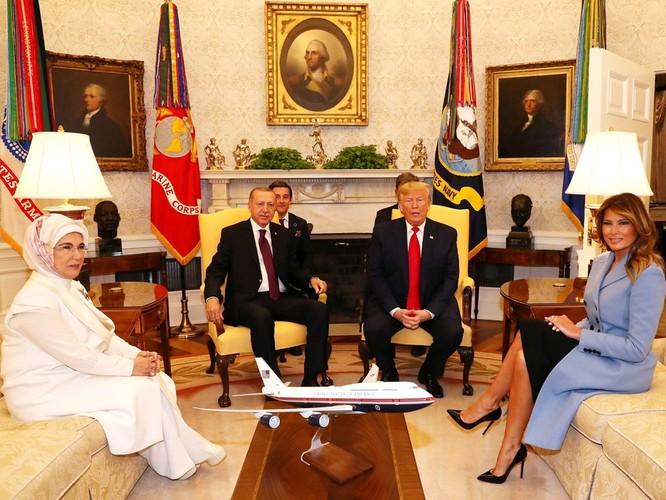 Chuyến thăm Mỹ của Tổng thống Thổ Nhĩ Kỳ Erdogan: hữu nghị trên miệng, thực chất bế tắc! ảnh 2