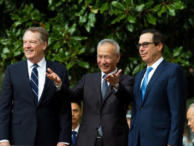Giới truyền thông phương Tây: phía Mỹ thất vọng về Trung Quốc, việc ký Hiệp định thương mại giai đoạn đầu vẫn xa vời ảnh 2