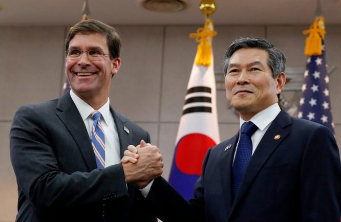 """Mỹ đòi Hàn Quốc chi trả tăng gấp 5 lần tiền """"bảo vệ phí"""", dư luận Hàn Quốc phản đối kịch liệt ảnh 1"""
