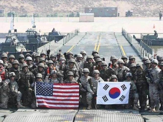 Các cuộc đàm phán về chi phí quốc phòng Mỹ - Hàn Quốc tan vỡ, Mỹ đang xem xét rút 4.000 quân đồn trú tại Hàn Quốc ảnh 2