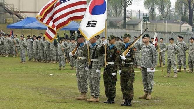 Các cuộc đàm phán về chi phí quốc phòng Mỹ - Hàn Quốc tan vỡ, Mỹ đang xem xét rút 4.000 quân đồn trú tại Hàn Quốc ảnh 4
