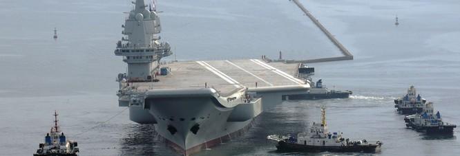 Tàu chiến Mỹ áp sát các đảo Trung Quốc chiếm đóng trái phép trên Biển Đông giữa lúc quan hệ hai bên đang căng thẳng ảnh 5