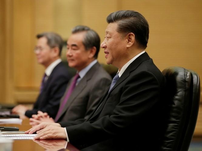 Chủ tịch Tập Cận Bình bất ngờ sốt sắng, Tổng thống Donald Trump hờ hững, việc ký Hiệp định thương mại Trung – Mỹ giai đoạn đầu vẫn xa vời ảnh 5
