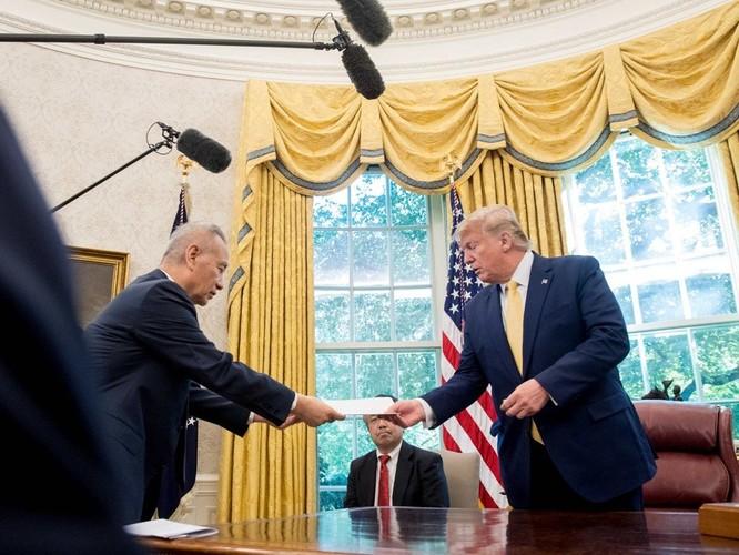 Chủ tịch Tập Cận Bình bất ngờ sốt sắng, Tổng thống Donald Trump hờ hững, việc ký Hiệp định thương mại Trung – Mỹ giai đoạn đầu vẫn xa vời ảnh 2
