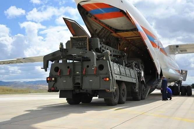 Thổ Nhĩ Kỳ dùng máy bay Mỹ làm mục tiêu thử nghiệm tên lửa Nga, Washington nổi xung, quan hệ Mỹ - Thổ nguy cơ ngày càng xấu ảnh 1