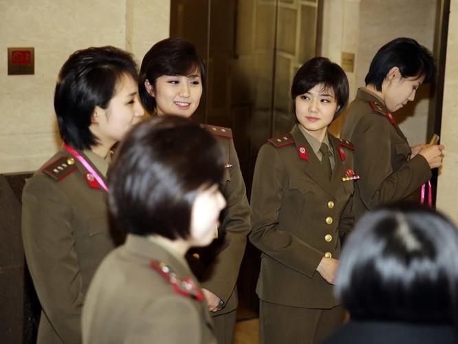Điều gì khiến ban nhạc nữ nổi tiếng Triều Tiên Moranbong lần thứ hai bất ngờ hủy bỏ kế hoạch biểu diễn ở Trung Quốc? ảnh 3