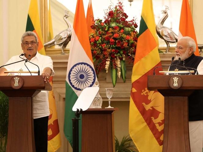 Liệu Sri Lanka có đòi lại được cảng chiến lược Hambantota đã trót cho Trung Quốc thuê 99 năm để gán nợ? ảnh 1