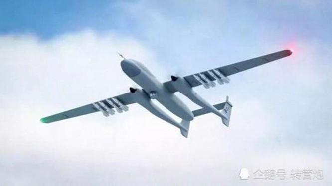 Trung Quốc: Doanh nghiệp quân sự và công ty tư nhân đua nhau phát triển máy bay không người lái chiến đấu ảnh 1