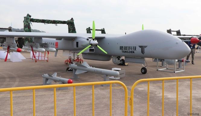 Trung Quốc: Doanh nghiệp quân sự và công ty tư nhân đua nhau phát triển máy bay không người lái chiến đấu ảnh 2