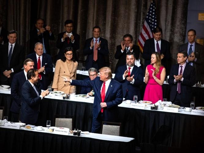 Bộ trưởng thương mại Mỹ: Nếu trước hạn chót Trung Quốc không chịu thỏa hiệp, Mỹ sẽ tăng thuế từ 15/12 theo kế hoạch! ảnh 3