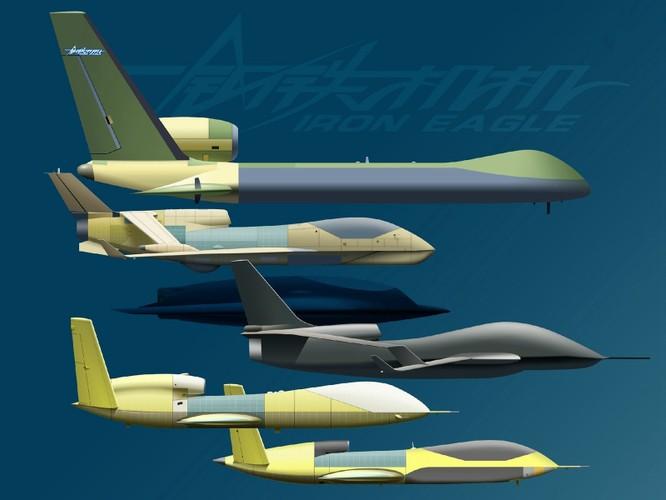 Trung Quốc: Doanh nghiệp quân sự và công ty tư nhân đua nhau phát triển máy bay không người lái chiến đấu ảnh 4