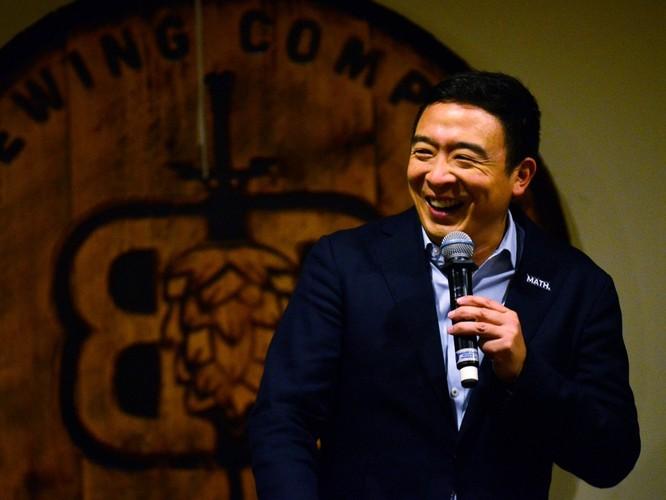 Ứng cử viên Tổng thống người Hoa Adrew Yang của Đảng Dân chủ bị dọa giết, FBI vào cuộc điều tra ảnh 2