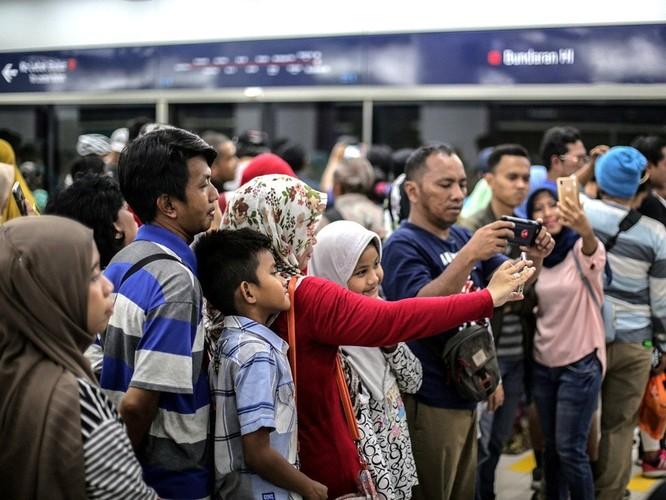 Trung Quốc và Nhật Bản giành giật dự án xây dựng lưới tàu điện ngầm 40 tỷ USD ở Indonesia ảnh 1