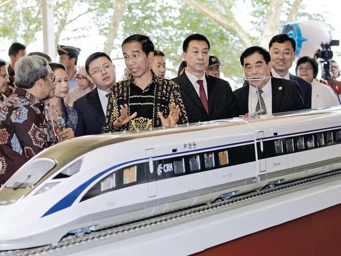 Trung Quốc và Nhật Bản giành giật dự án xây dựng lưới tàu điện ngầm 40 tỷ USD ở Indonesia ảnh 2