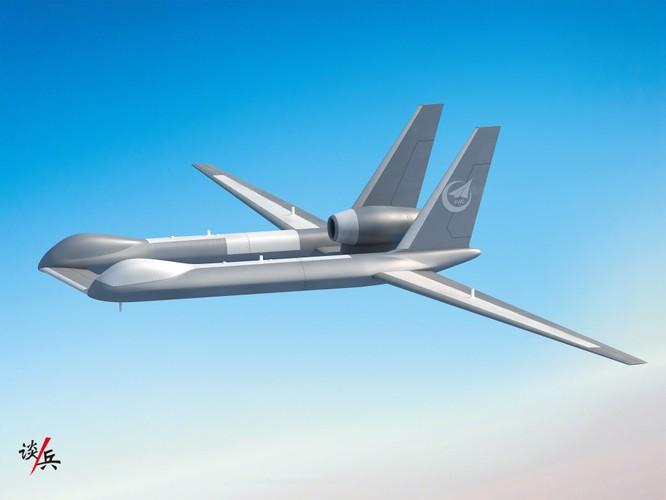 Trung Quốc gây bất ngờ khi mang tất cả các loại máy bay không người lái tới Tân Cương trưng bày ảnh 6
