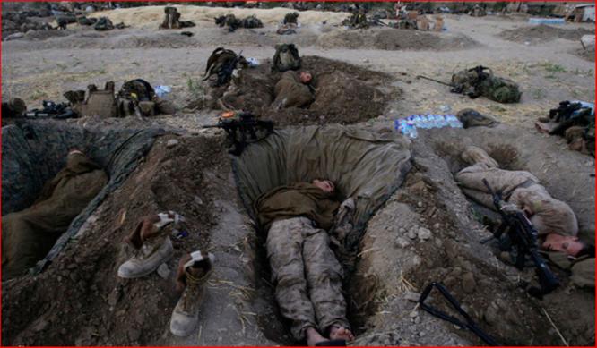 Tài liệu mật được tiết lộ, bóc trần sự thật về cuộc chiến của Mỹ ở Afghanistan ảnh 1