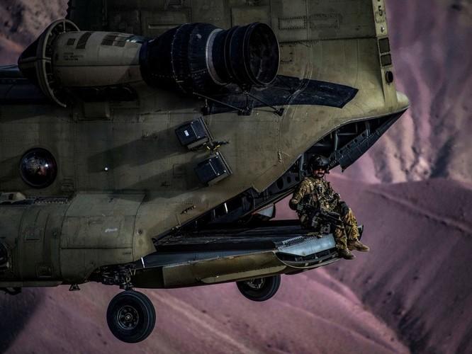 Tài liệu mật được tiết lộ, bóc trần sự thật về cuộc chiến của Mỹ ở Afghanistan ảnh 2
