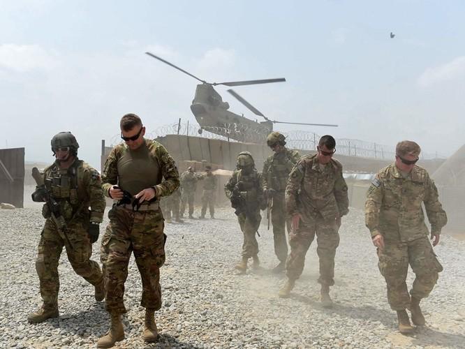 Tài liệu mật được tiết lộ, bóc trần sự thật về cuộc chiến của Mỹ ở Afghanistan ảnh 4