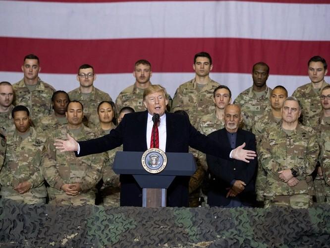 Tài liệu mật được tiết lộ, bóc trần sự thật về cuộc chiến của Mỹ ở Afghanistan ảnh 5