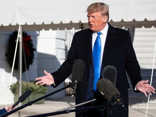 Ông Trump đã phê chuẩn thỏa thuận thương mại Mỹ - Trung giai đoạn đầu sau khi Trung Quốc cam kết mua 50 tỷ USD nông sản Mỹ? ảnh 2