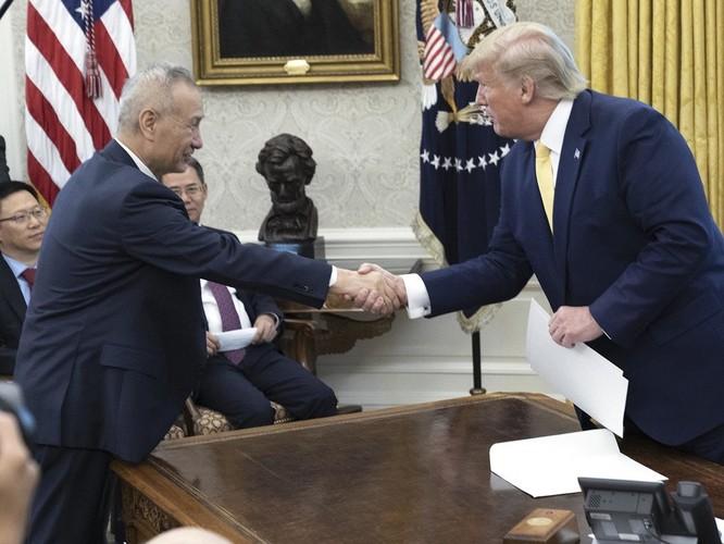 Ông Trump đã phê chuẩn thỏa thuận thương mại Mỹ - Trung giai đoạn đầu sau khi Trung Quốc cam kết mua 50 tỷ USD nông sản Mỹ? ảnh 3